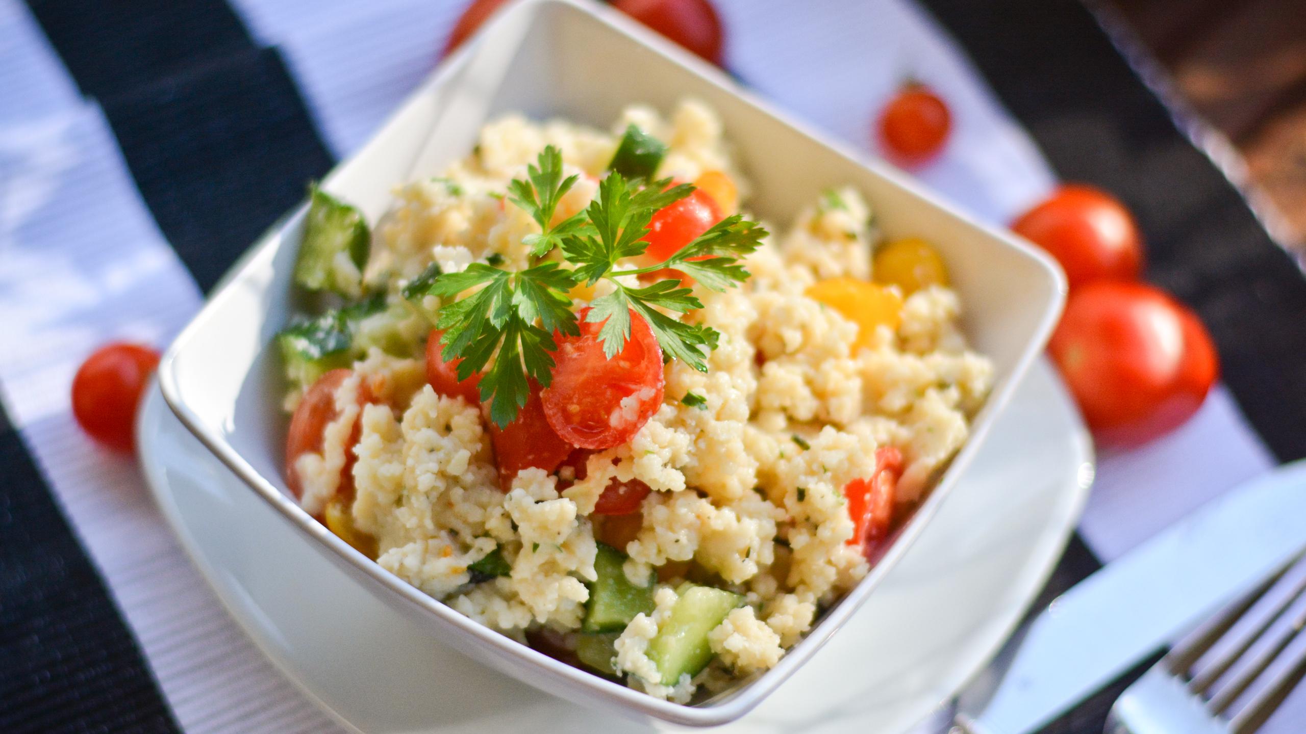 couscous salat mit minze simply vegan. Black Bedroom Furniture Sets. Home Design Ideas