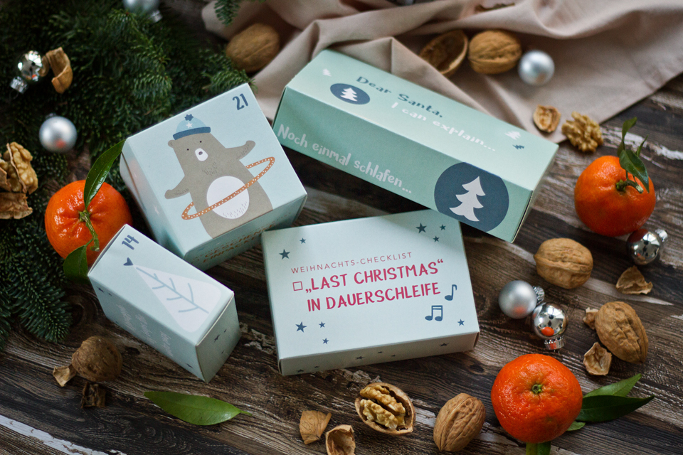 Foodist Weihnachtskalender.Der Active Adventskalender 2017 Von Foodist Simply Vegan